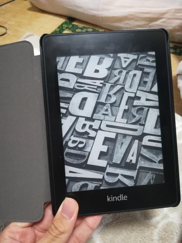 Kindle Paperwhiteの画像